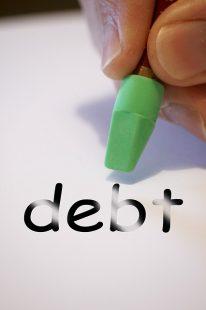 מחיקת חובות ניתן לעשות ראשית